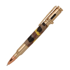 Bolt Action Pen Kit (24k Gold) PSI Brand